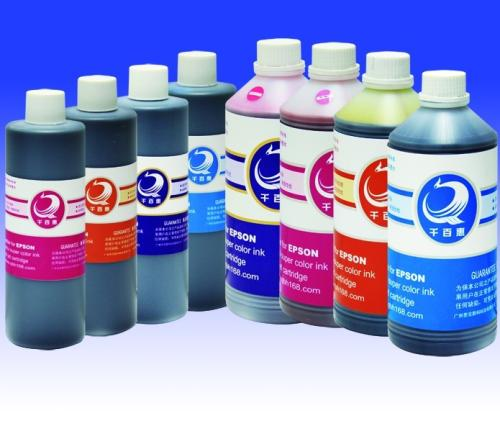 The difference between Xiang Yu UV ink and other ink