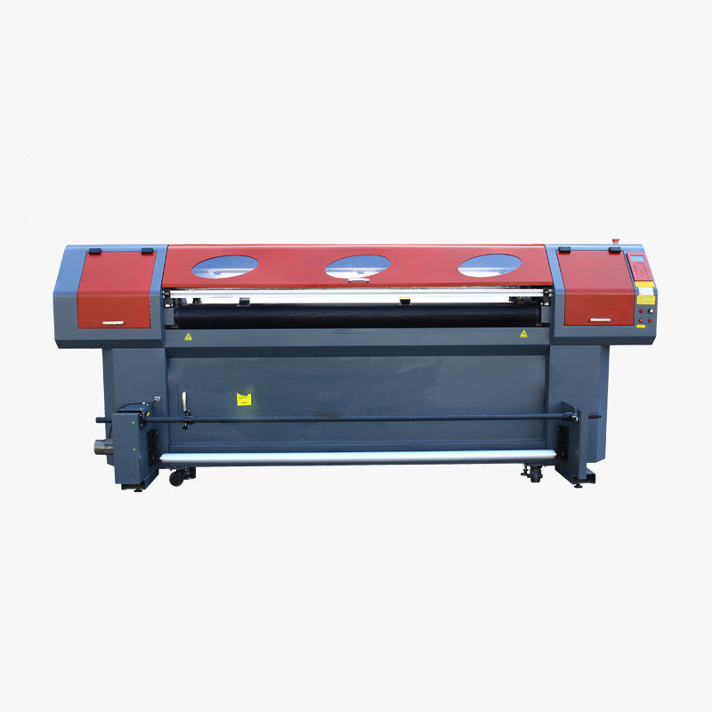 Roll To Roll Leather Printing Machine